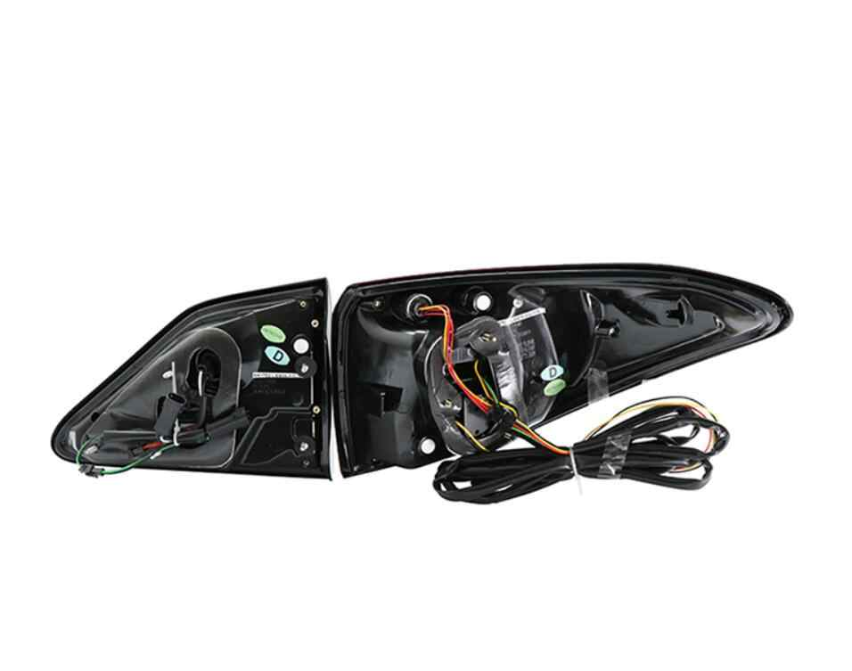 RX350 tylne światło, RX330 RX270 tylne światło, RX450h, LED, 2009 ~ 2015, akcesoria samochodowe, RX330 tylna lampa, wyświetlanie wideo, RX350 światła przeciwmgielne