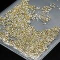 Alta qualidade SS4 PP9 1.5 mm 1440 Pcs DIY ponto de volta solto Strass cristal / cristal Chaton pedras de Strass