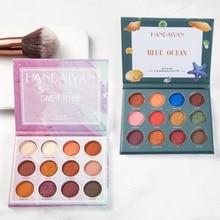 12 Colors Glitter Eyeshadow Makeup Pallete Matte Eye Shadow Shimmer Shine Eyeshadow Powder Pigment Cosmetics