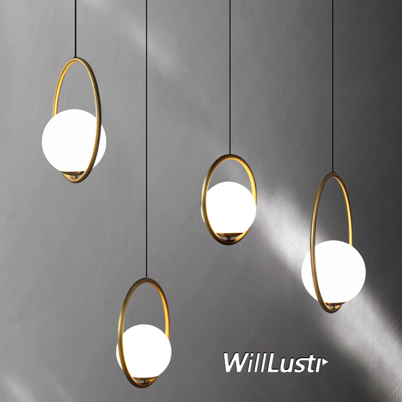 Modern Iron Pendant Lamp Glass Suspension Lighting Living Room Bedroom Restaurant Hall Cafe Round Oval Metal Ring Hanging LightModern Iron Pendant Lamp Glass Suspension Lighting Living Room Bedroom Restaurant Hall Cafe Round Oval Metal Ring Hanging Light