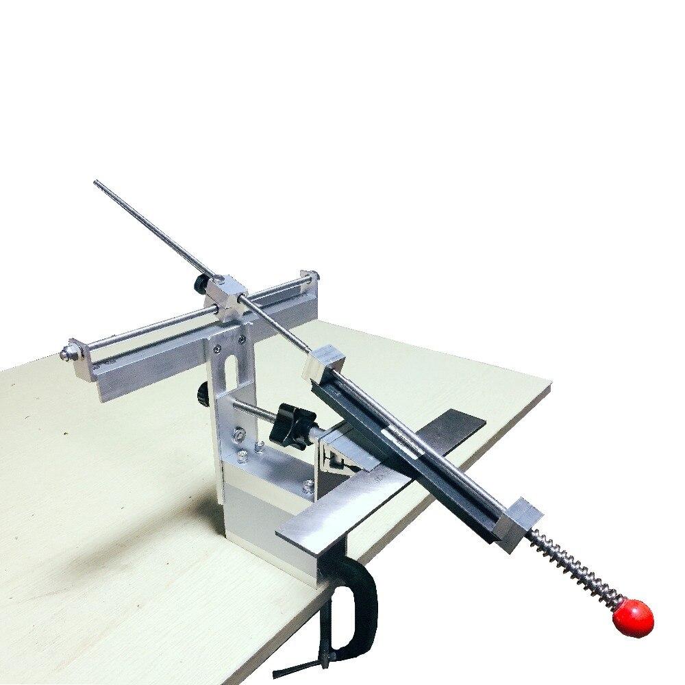 KME II couteau aiguiseur Professionnel Grinder pour affûtage Profession couteau Broyage système Apex bord couteau aiguiseur