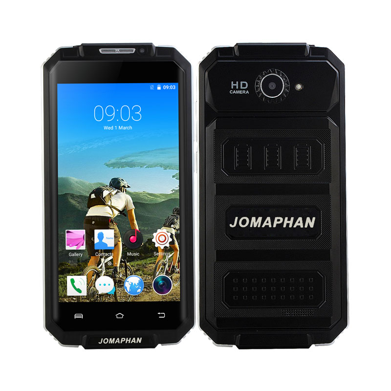 Original PX9 MT6580 Quad Core 5 0 Screen Rugged Mobile Phone Android 5 1 Smartphone Cell