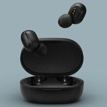 Xiaomi Redmi Airdots 2 auricular, inalámbrico por Bluetooth 5,0, con control de voz y pulsación y reducción de ruido
