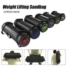 5-30 кг тяжелая атлетика, Болгарский мешок с песком, бокс, фитнес-тренировка, оборудование для ММА, физическая тренировка, силовая сумка