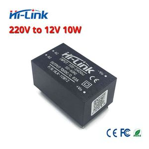 Image 3 - Free shipping  220v 12V/ 10W  AC DC isolated switching step down power supply module AC DC converter HLK 10M12
