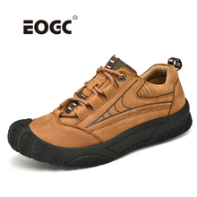 Genuine Natural Leather Men Shoes Top Quality Outdoor Men Casual Shoes Handmade High Quality Lace-Up Flats Shoes Men mvvt brand genuine leather men shoes handmade top quality men casual shoes lace up men flats casual business shoes