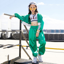41ef86f517d1 Buy green hip hop dance costume and get free shipping on AliExpress.com
