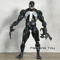 Hot Toys Marvel Super Hero Venom 1/6 Scale PVC Action Figure Collectible Model Toy