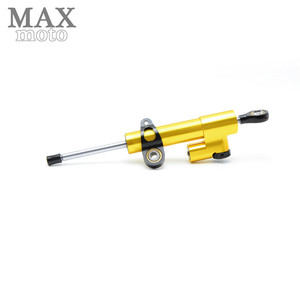 Image 4 - Universal Aluminum Motorcycle CNC Steering Damper For honda Suzuki 2006 2010 GSX R 600 750 K6 & 2005 2006 GSXR 1000 GSXR1000 K5