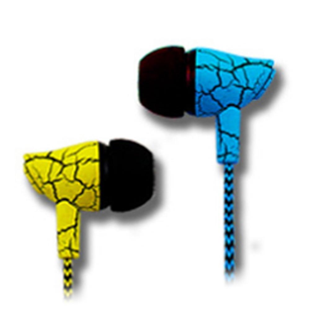 10 pièces beaucoup casque filaire dans l'oreille écouteurs basses écouteurs avec microphone pour iphone téléphones mobiles MP3 MP4 xiaomi huawei