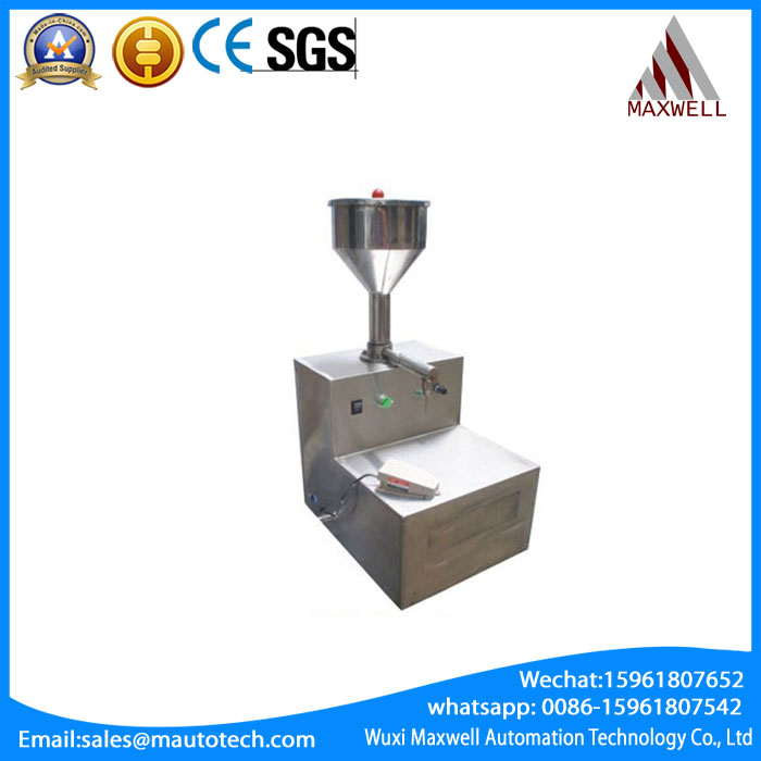 cream filling machine(0-150ml)electrical filling machine+paste filling machine+filler