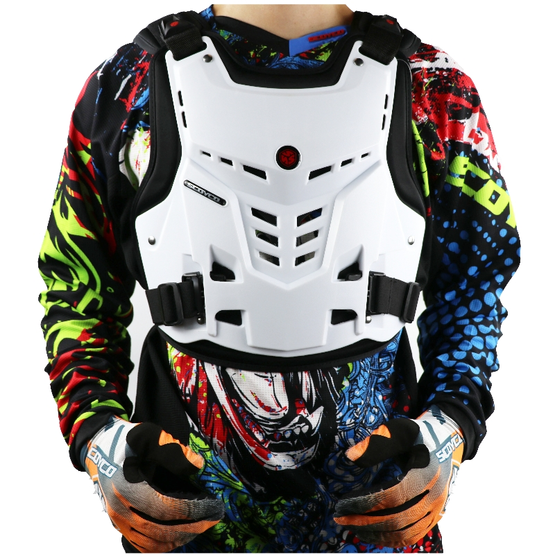 Scoyco AM05 Motorcycle Riding Body Protector Armor Motocross Racing Vest Off road Dirt Bike MX Armor Protective Chest Gear Guard brand new motorcycle armor protector motocross off road chest body armour protection jacket vest clothing protective gear p14