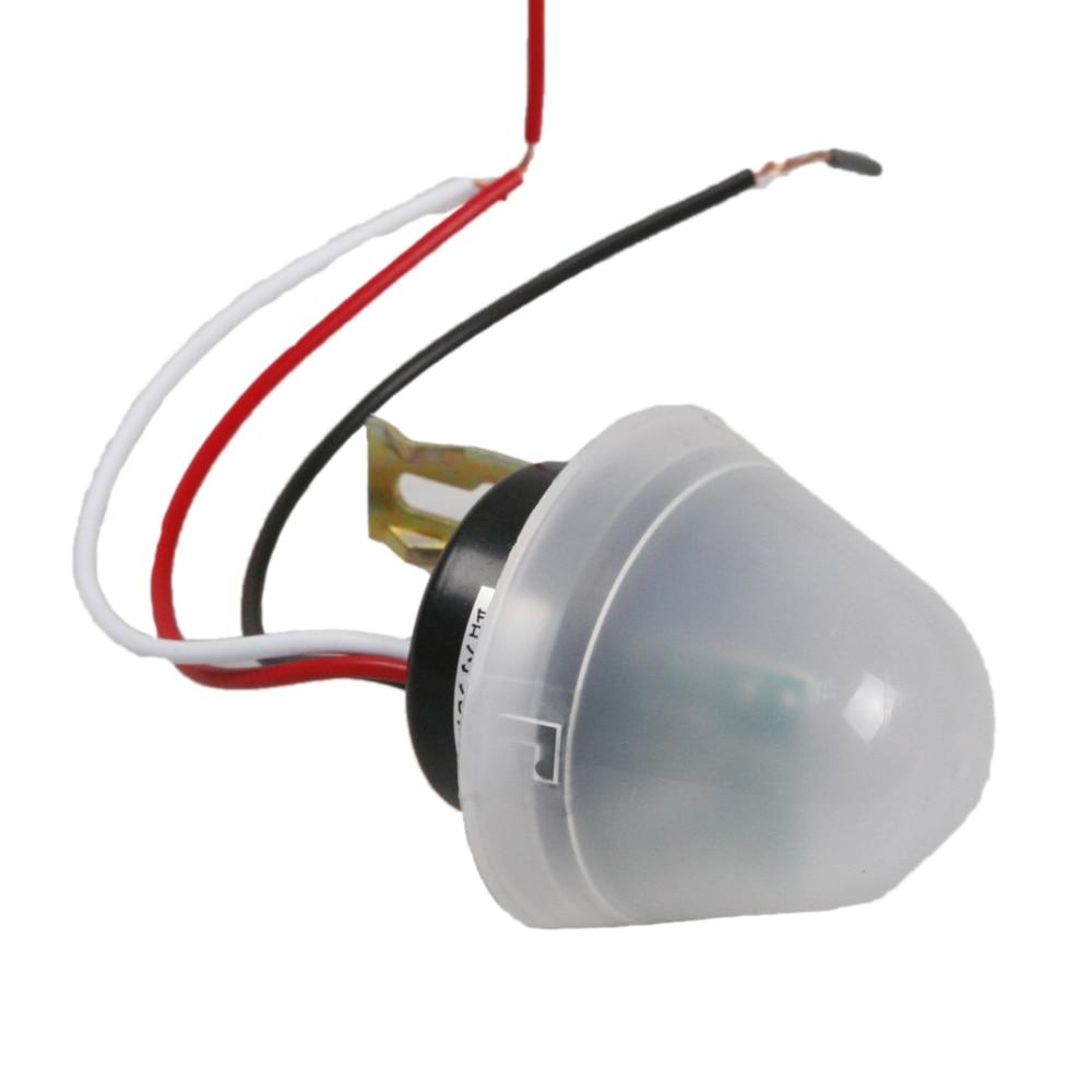 AC / DC12V AS-20 Vodotěsný automatický vypínač světla - Osvětlovací příslušenství