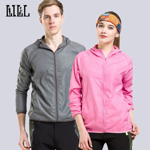 2016 Summer Anti-Uv Lover Light Thin Jackets Women & Men Windbreakers Coats Male Breathable Waterproof Jacket For Female,UA156