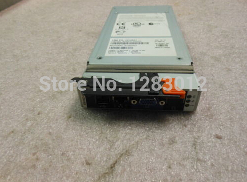 Advanced Management Module For BladeCenter BCE 8852  HS20 KVM 39Y9661  Original 95%New  Well Tested Working one year warranty тюнер bbk smp015hdt2 black
