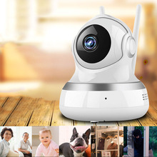 Wireless 720P Networks Security CCTV IP Camera Night Vision WiFi Webcam Baby Monitor LCC