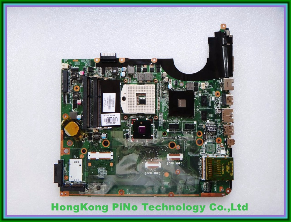 605699-001 main board For DV7-3152CA DV7-3151CA Laptop Motherboard 100% tested working
