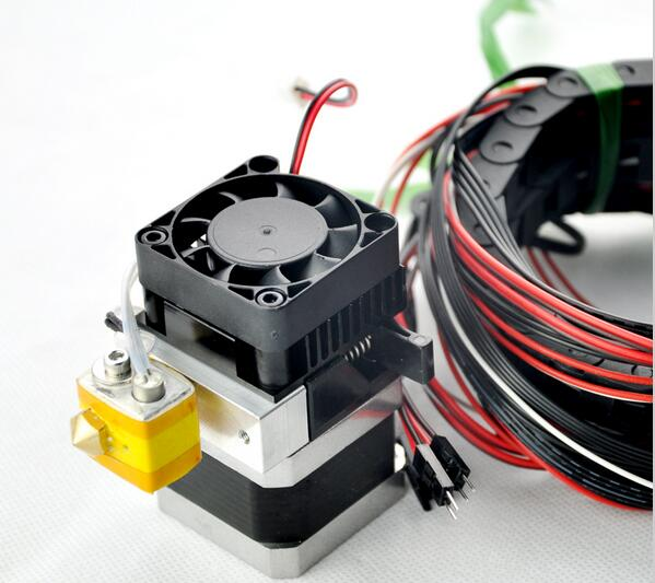 WANHAO 3d printer I3 V2.1 i3- MK10 single extruder hot sale wanhao d4s 3d printer dual extruder with multicolor material in high precision with lcd and free filaments sd card