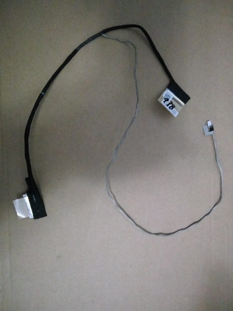 NEW LCD Video Cable For For HP Pavilion 15-G000 15-R 15-R000 15-R100 15-g040 15-H 250 G3 P/N DC02001VU00 749646-001 750635-001