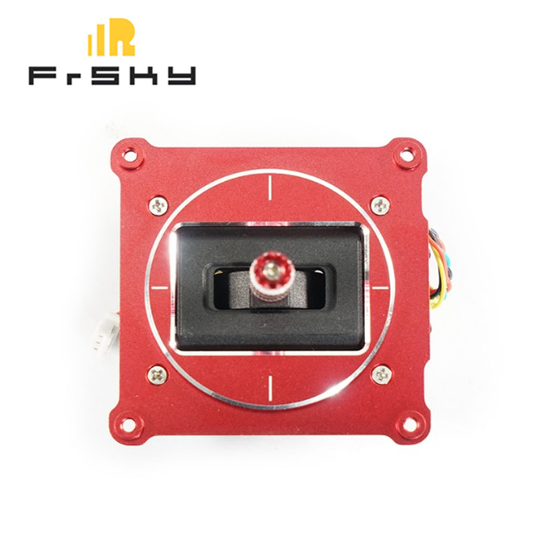 Frsky M9-Gimbal M9 High Sensitivity Hall Sensor Gimbal Joystick Red Color For Taranis X9D & X9D Plus RC Transmitter Spare Parts frsky x9d plus transmitter tx spare parts rf connector 70 rp sma 5dbi antenna adapter for rc models drone quadcopter
