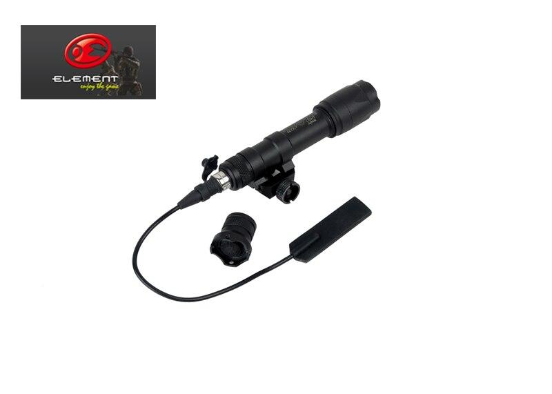 Element M600C Scout Light LED SF Full Version Rail Tactical Flashlight Weapon Light+Free shipping(E040043)