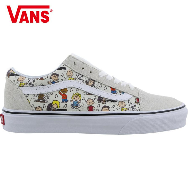 vans cartoon schuhe