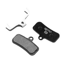 CHOOSE Mtb Bike Disc Brake Pads For SHIMANO Saint M820 ZEE M640 Semi-Metal Bicycle Brake pads 4 pairs цена