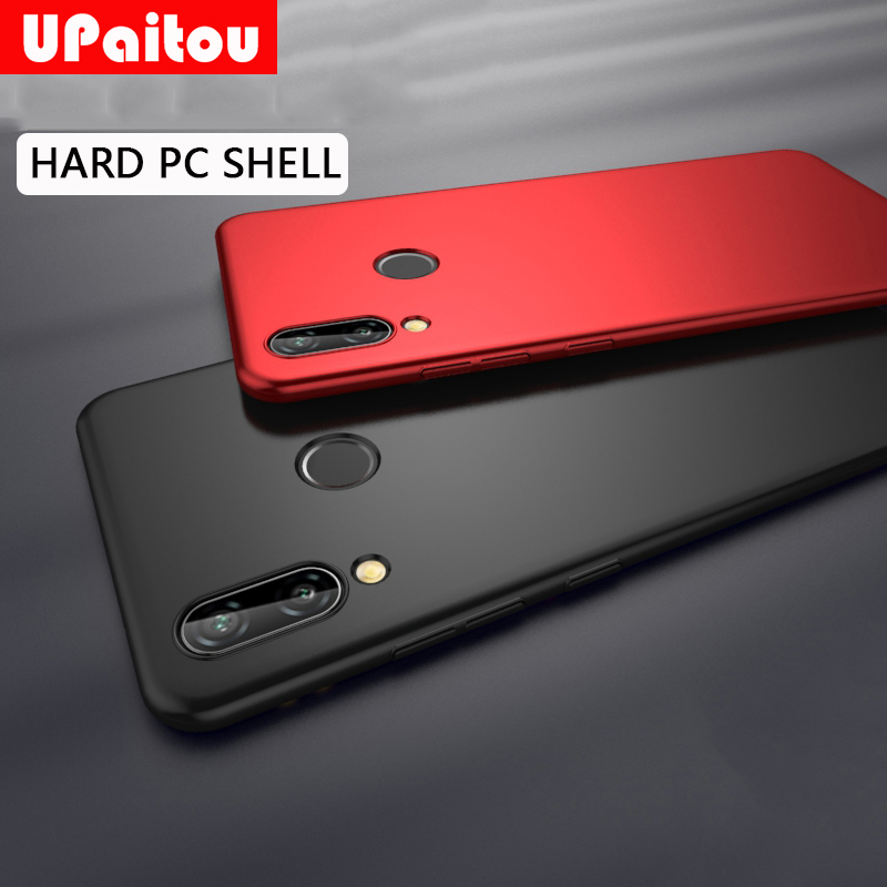 UPaitou Hard Matte <font><b>Case</b></font> for <font><b>Huawei</b></font> Y6 <font><b>Y7</b></font> Prime Pro Y5 Y9 <font><b>2019</b></font> <font><b>Case</b></font> <font><b>360</b></font> Full Cover PC Protection <font><b>Case</b></font> for Y5 <font><b>2019</b></font> Cover <font><b>Case</b></font> image