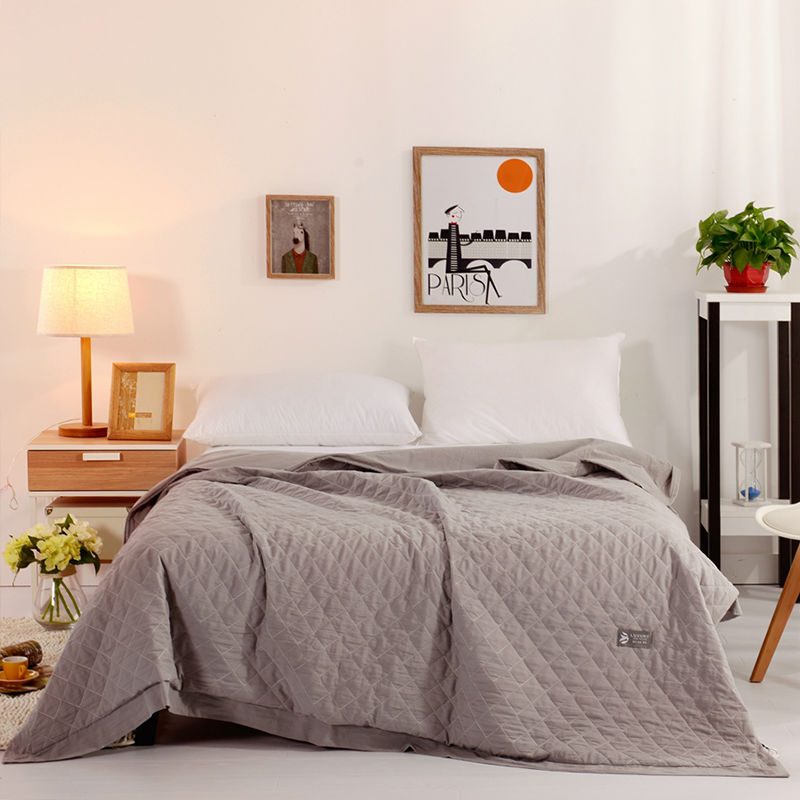 Buy 2017 new gauze wash cotton quilt for Lit queen size