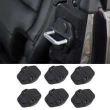 Door Lock Hook Cover For Jeep Wrangler JL 2018+ car-styling