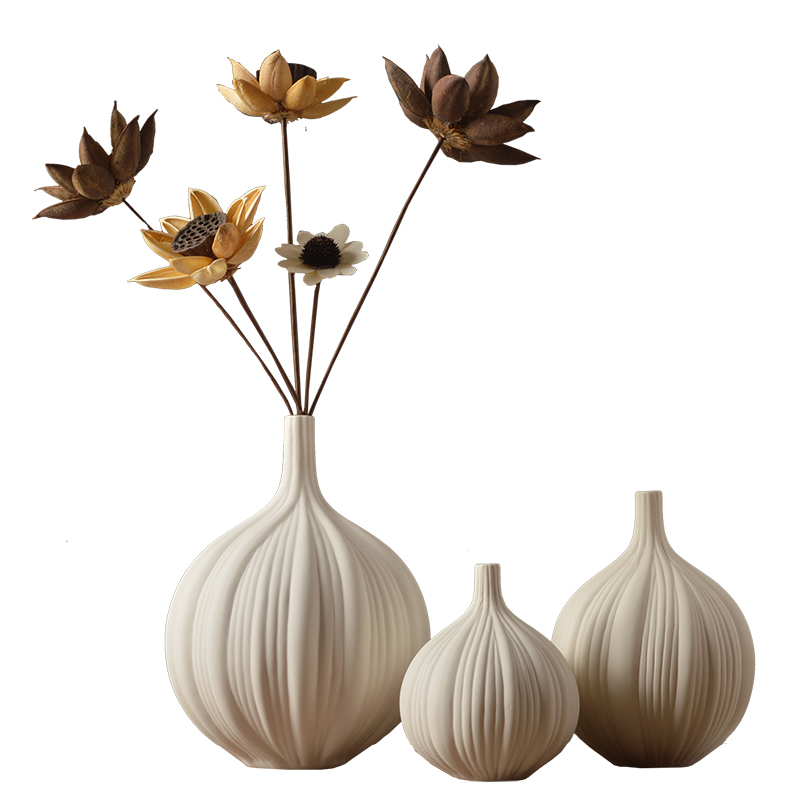 Modern Simple Garlic Model Mini Flower Vase Ceramic Tabletop Flower Vases Home Office Decoration Plant Pot Household Flower Vase  sc 1 st  AliExpress & Modern Simple Garlic Model Mini Flower Vase Ceramic Tabletop Flower ...