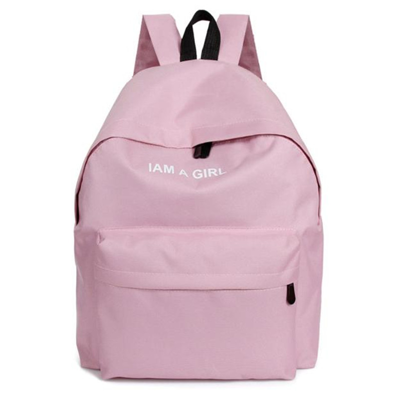Large Capacity backpack 1PC Boys Girls Unisex Canvas Rucksack Backpack School Book Satchel Fashion Causal laptop backpacks Saco