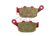 Motorcycle parts Brake Pads Fit HONDA CBR500RA ABS 2013 2014 Rear OEM Red Ceramic Composite Free