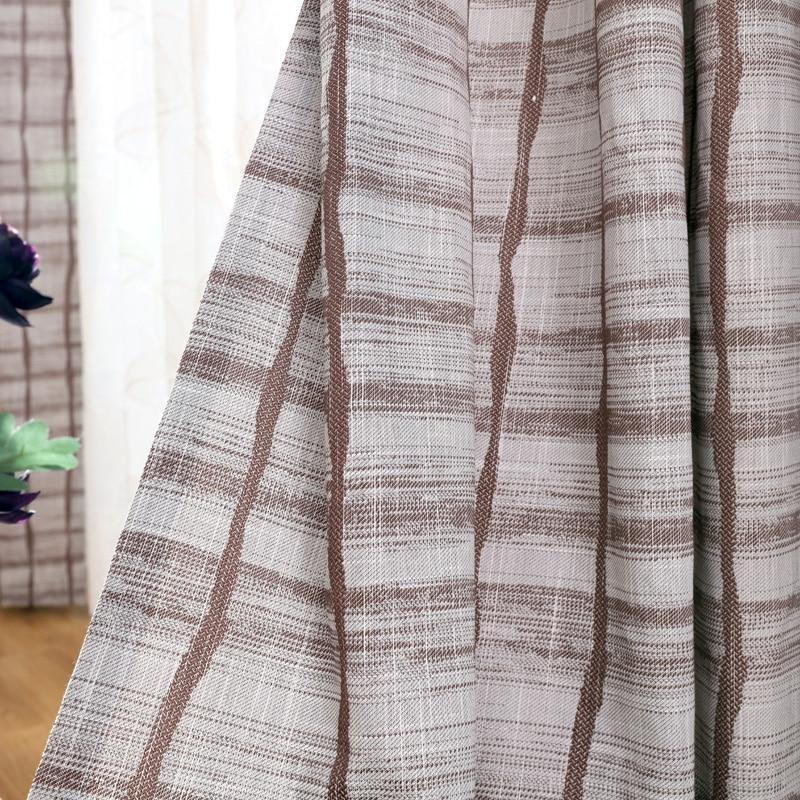 Achetez en Gros coton lin rideaux en Ligne à des Grossistes coton ...