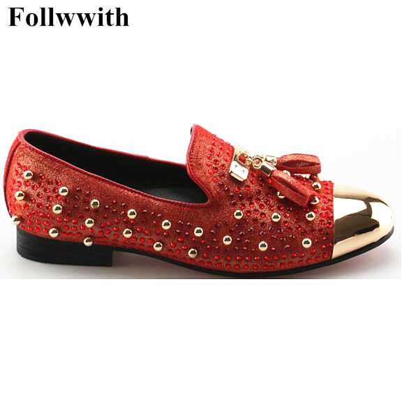 New Fashion Tassel Fringe Dandelion Spikes Mens Loafers High Quality Slip On Flats Shoes Mens Casual Shoes Size 38-47 hot sales new fashion dandelion spikes mens loafers high quality suede black slip on sliver rivet flats shoes mens casual shoes