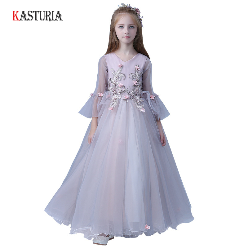 Fashion Children dresses for girls princess dress brand lace long party birthday clothes costume kids unicorn tutu summer dress fashion children dresses for girls princess dress brand lace long party birthday clothes costume kids unicorn tutu summer dress