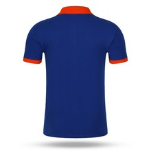 Cotton Polo Neck Men's T-Shirt