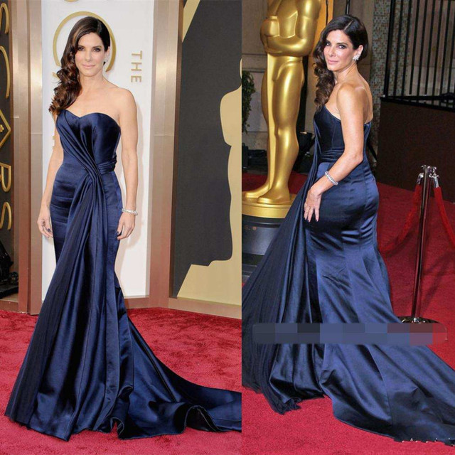 celebrity evening gowns