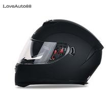 전체 얼굴 전문 오토바이 헬멧 안전 헬멧 레이싱 헬멧 모듈 형 듀얼 렌즈 오토바이 헬멧 여자/남자