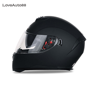 Image 1 - Full Face Professional Motorcycle Helmet Safe helmets Racing helmet Modular Dual Lens Motorcycle Helmet for Women/Men