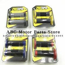 Новый PRO конус ручка ручки рулевые для мотоциклов Мотоцикл ПроТейпер Грязь велосипед ямы МОТОКРОСС с оригинальной упаковк