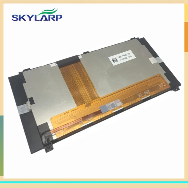 LCD display panel for SHARP GCX174AKM-T02 GCX174AKM - T02 F060000973613 86142-1 panel screen  цены