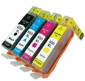 hisiant Compatible for HP 655 Ink Cartridge Used FOR HP 3525/ 4615/ 4625/ 5525/ 6520/ 6625 Deskjet Ink Advantages