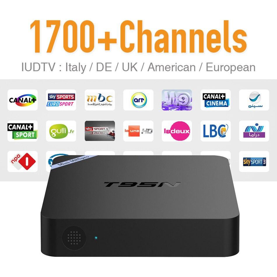 Best IPTV Set Top Box Sky Italy UK DE European Arabic IPTV Box For Spain Portugal Turkish Netherlands IPTV Tv Box 2GB Run Faster giada de laurentiis recipe for adventure 1 4 box set