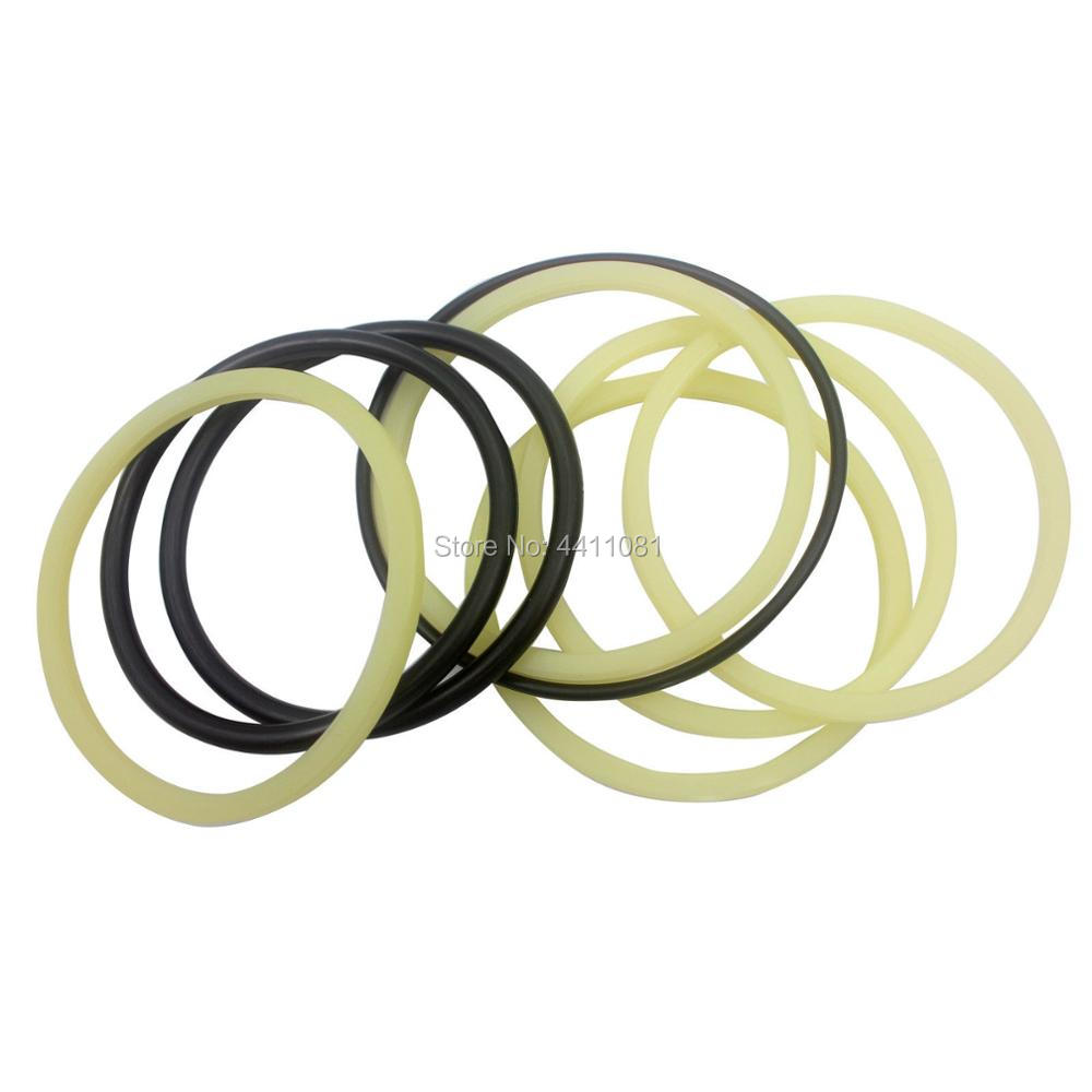 For Komatsu PC450-5 Center Joint Repair Seal Kit Excavator Gasket, 3 months warranty 4 pin ide male to 2 port 15 pin sata female sata y splitter female power adapter cable computer cables