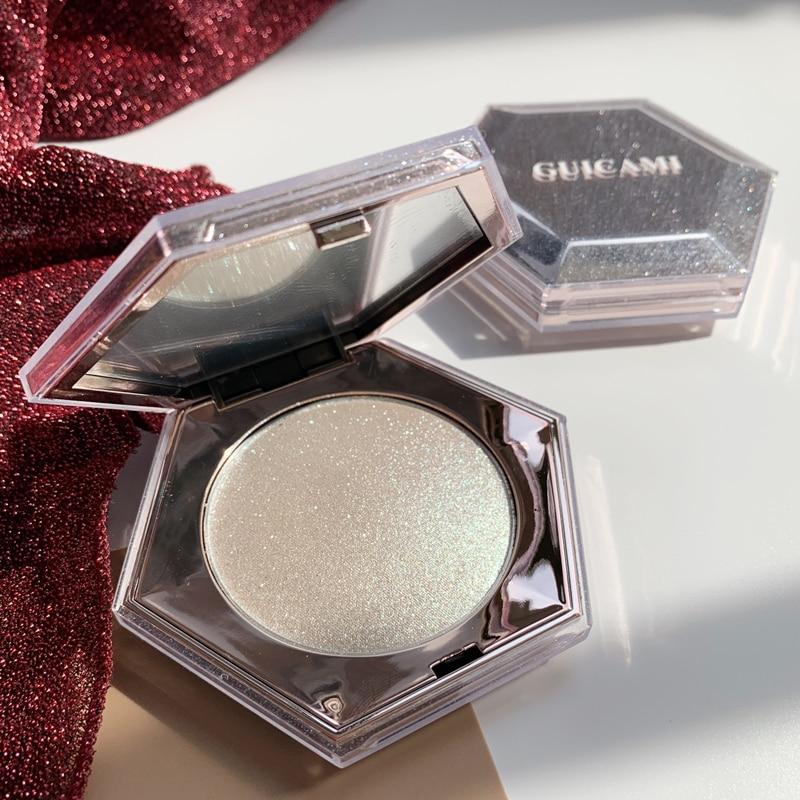Rihanna Gesichts Highlighter Bronzer Palette Make-Up Glow Kit Gesicht Körper Kontur Highlight Schimmer Pulver Diamant Bombe Illuminator