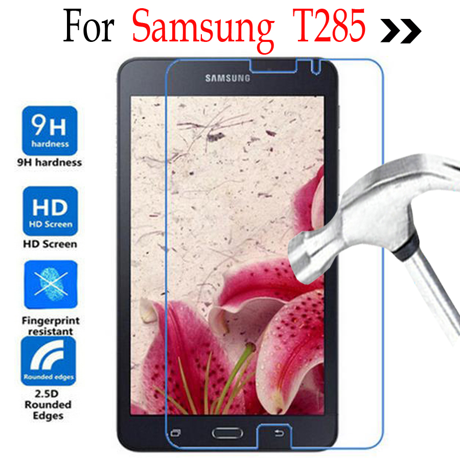 T280 T285 Tempered glass Screen Protector For Samsung Galaxy Tab A 2016 T 285 280 LTE 7 A 2016 SM-T285 SM-T280 Protective Film