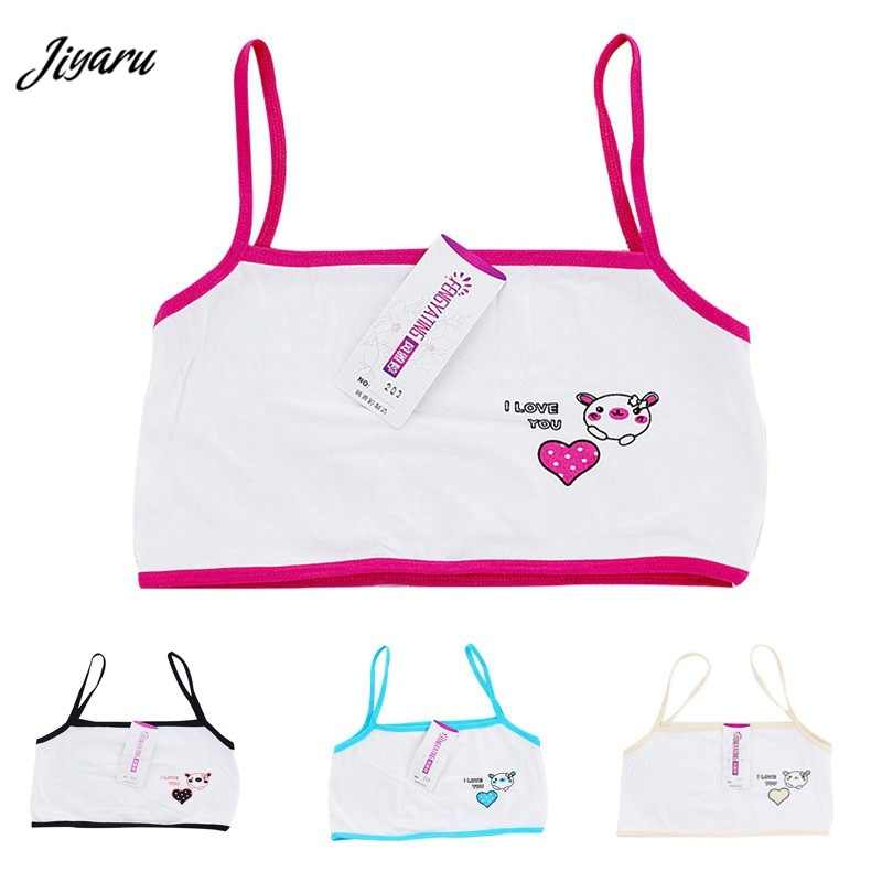 ca32d5be629 Detail Feedback Questions about New Young Girls First Training Bras Teenage  Puberty Girls Underwear Teen Child Fitness Bras Youth Small Breast Bras on  ...