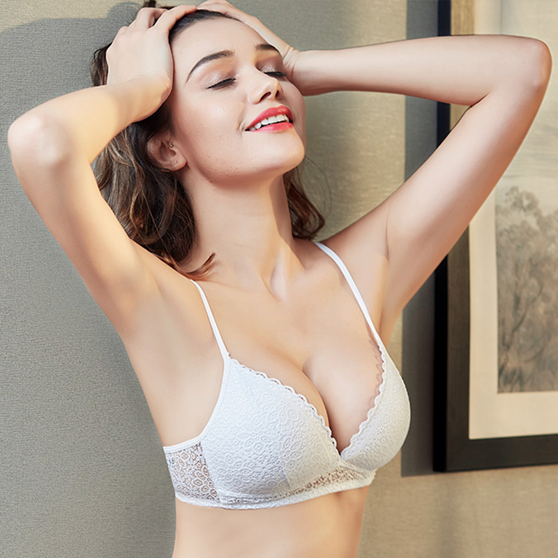 Introducing the bralette, a small