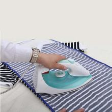 Heat Resistant Ironing Cloth Protective Insulation Pad-hot Home Ironing Mat Protector Insulation Clothing Pad Laundry(China)
